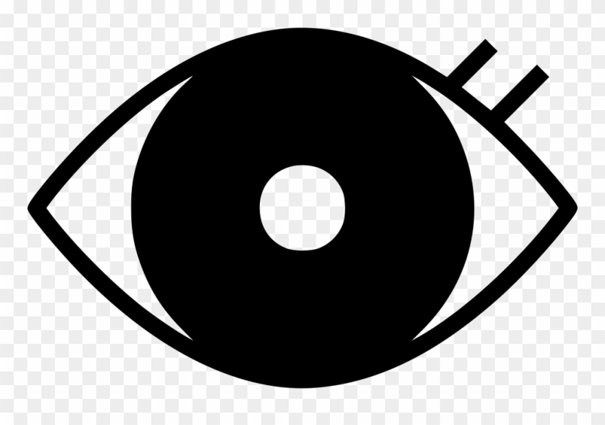 Vision clipart human eye. Sight contact lens svg
