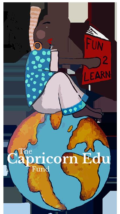 The capricon edu fund. Vision clipart individual achievement
