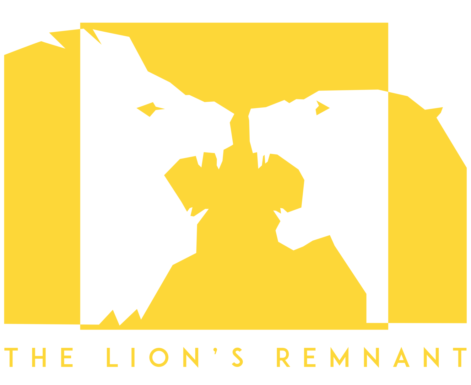 Vision clipart lead the way. Our lion s remnant