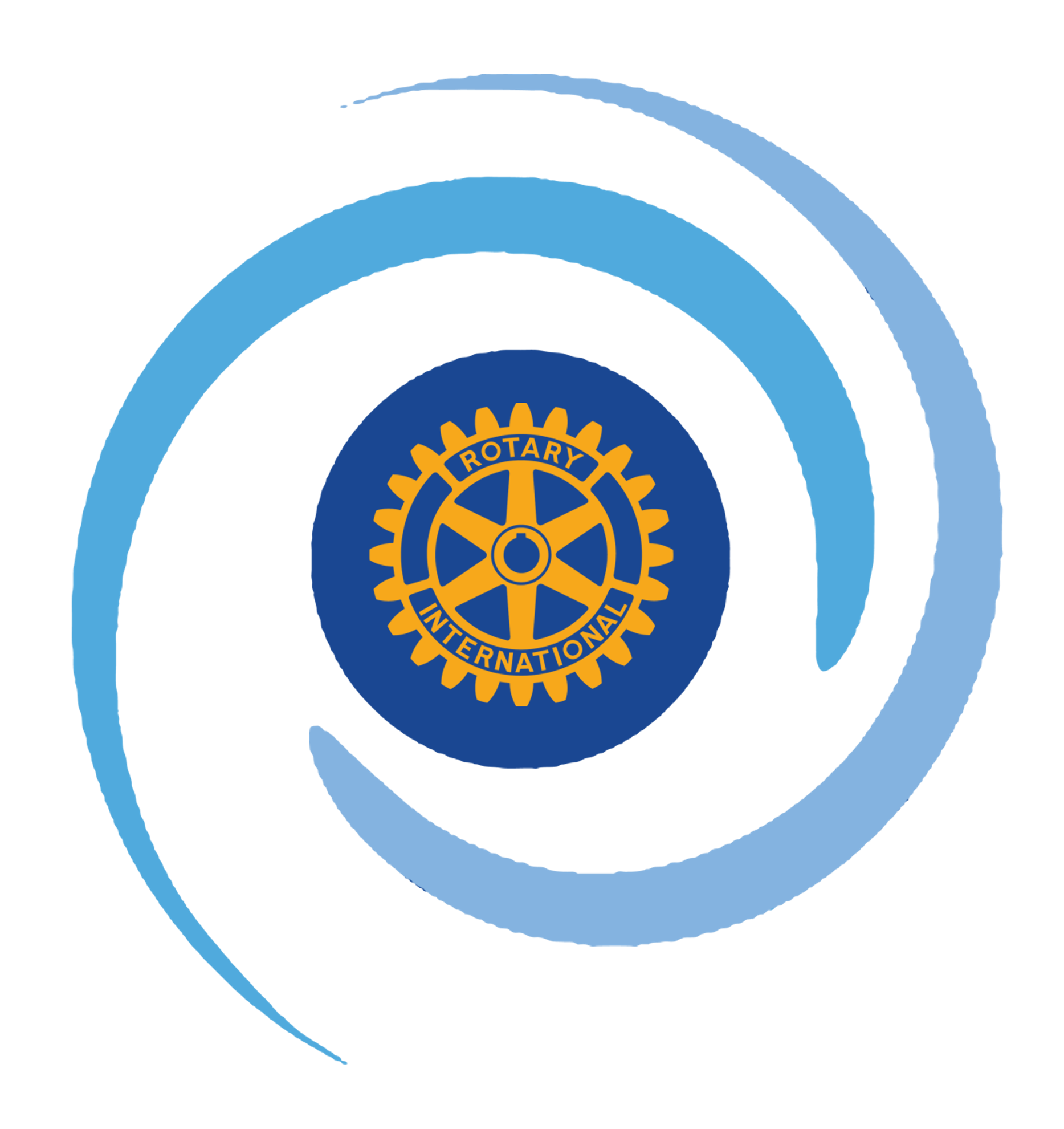 Rotary clip art district. Vision clipart logo