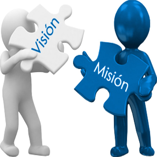 Mission and hitech solution. Vision clipart mision