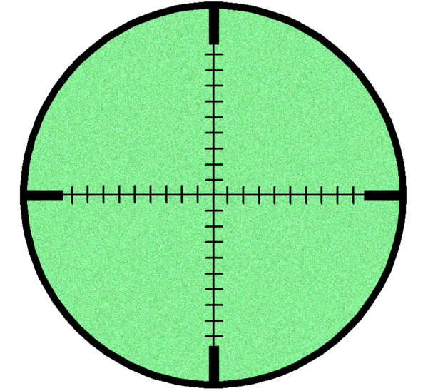 Crosshairs free images at. Vision clipart night vision