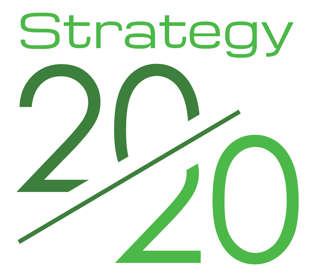 Vision clipart strategy. Looks to build a