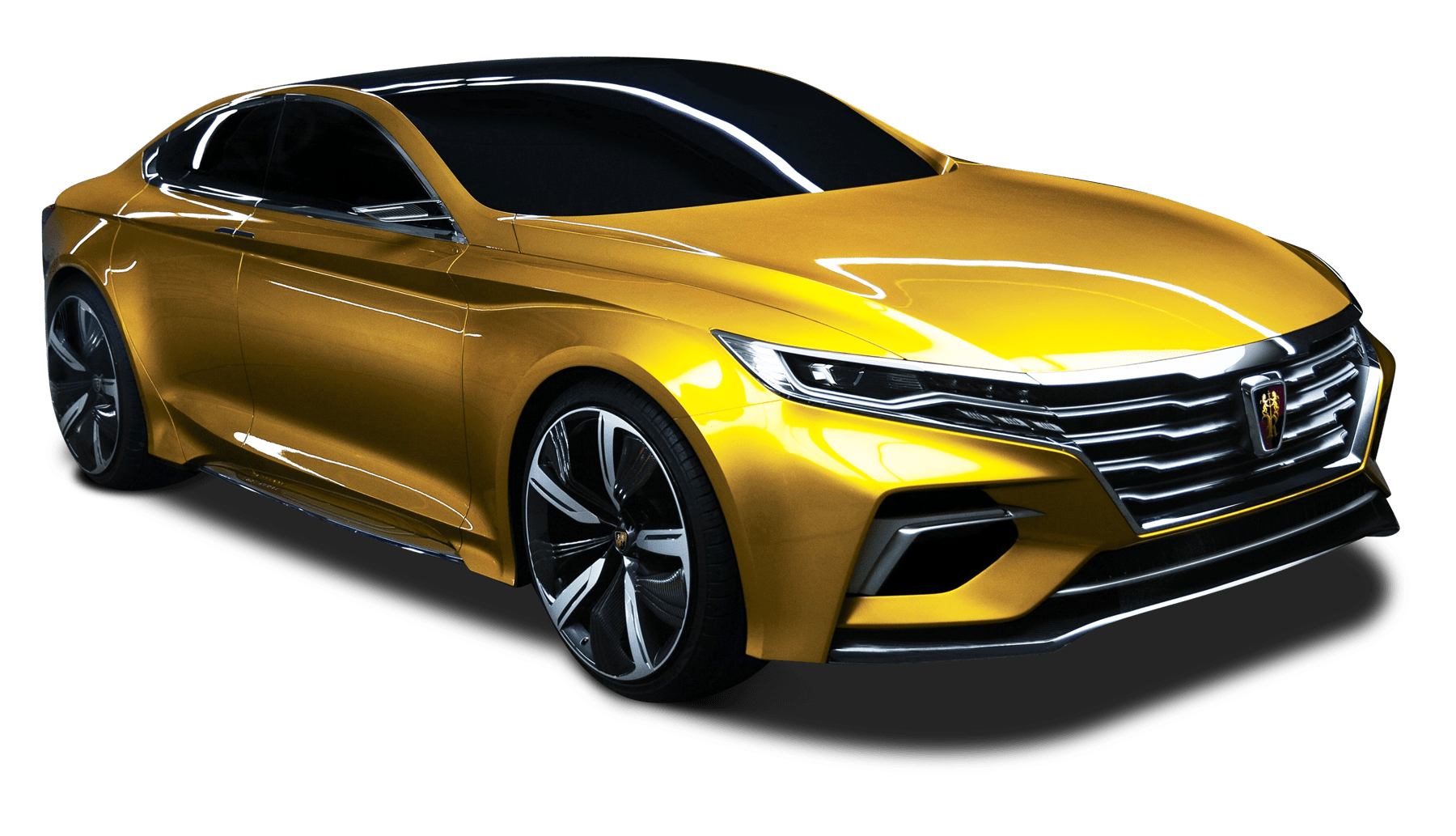 Roewe r yellow gold. Vision clipart transparent