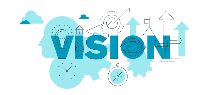 Qfaws engineering private limited. Vision clipart vision test