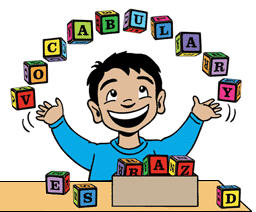 . Vocabulary clipart