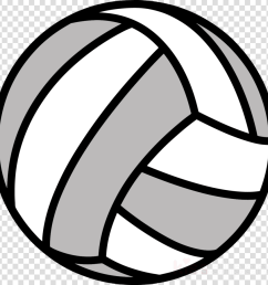 Volleyball clipart artistic. Free download silhouette