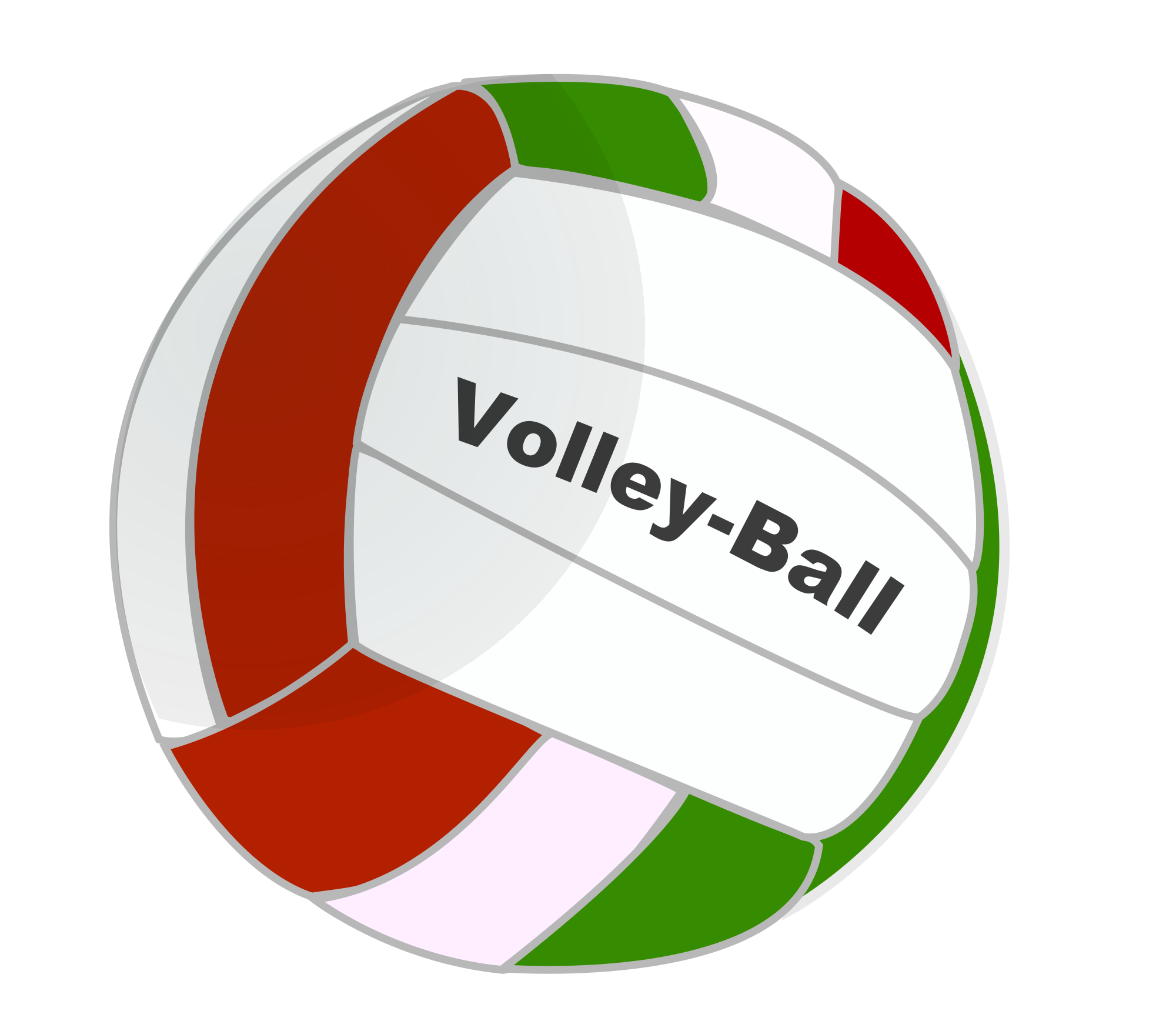 Volleyball clipart border. Volleyballs pictures free download