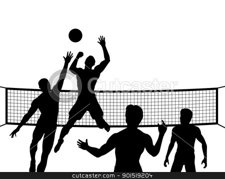 Volleyball clipart boys volleyball. Images free download best