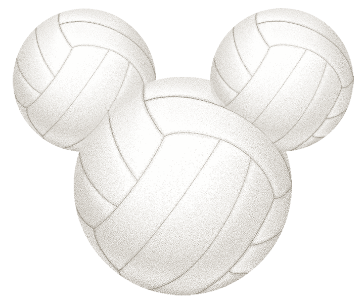 Volleyballmickears png pixels disney. Volleyball clipart dad