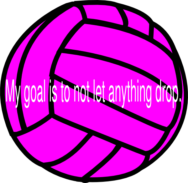 Png real and vector. Volleyball clipart frame
