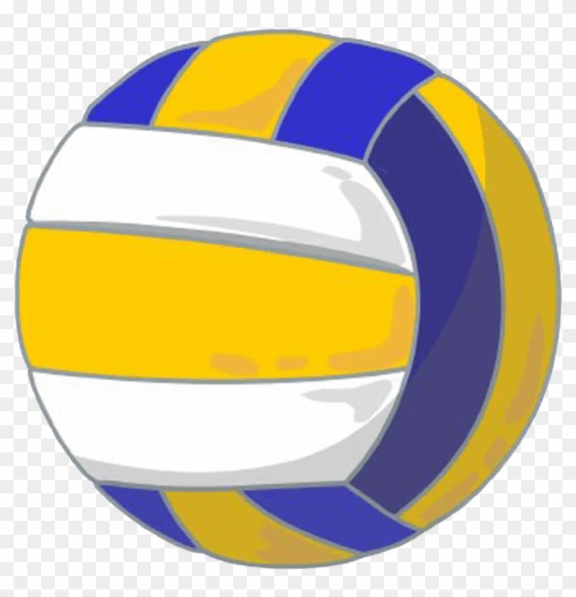 Ball png transparent . Volleyball clipart gambar