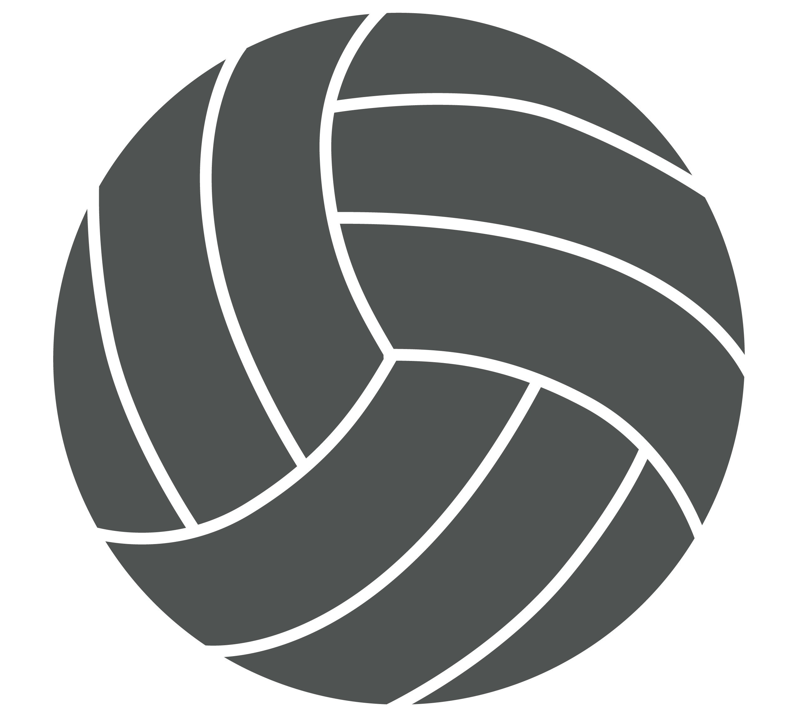 Clip art png download. Volleyball clipart grey