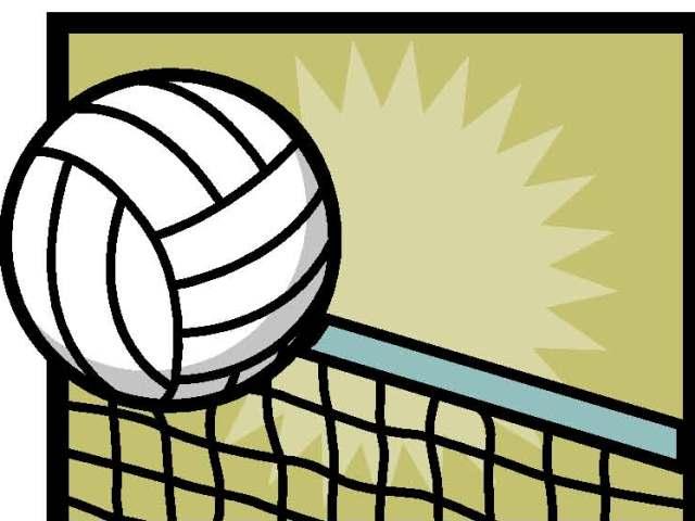 Bettendorf ia . Volleyball clipart indoor volleyball