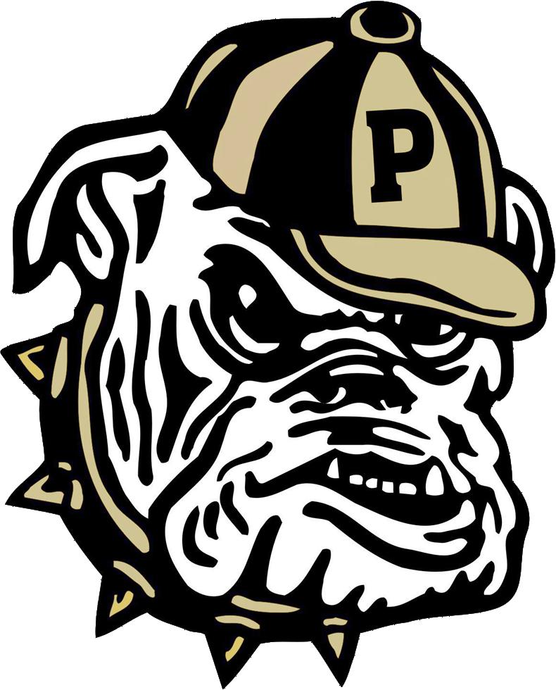 Pendleton team home bulldogs. Volleyball clipart lady bulldog