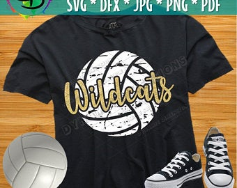 Etsy . Volleyball clipart shirt
