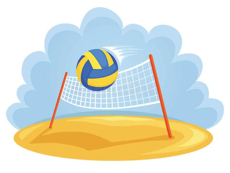 Volleyball clipart summer. Cliparts making the web