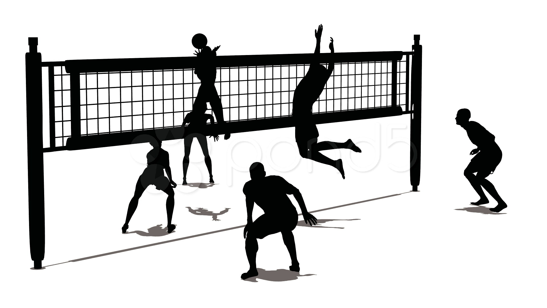 Beach clip art library. Volleyball clipart volleyball game