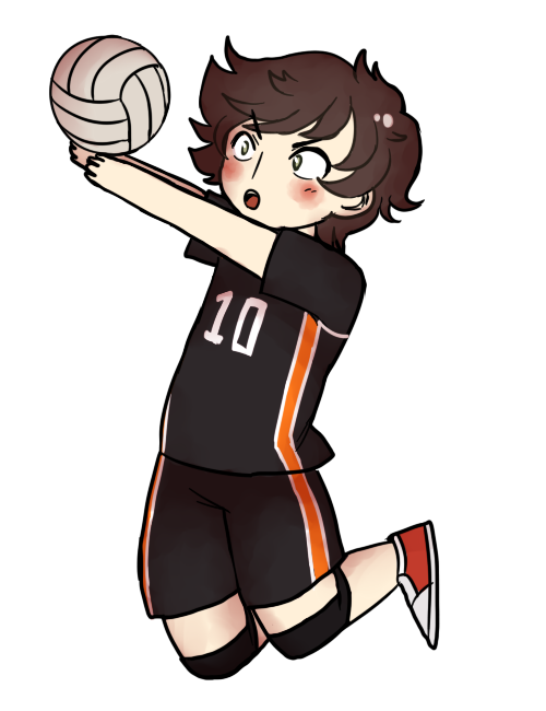 Volleyball clipart warrior. That one anime by