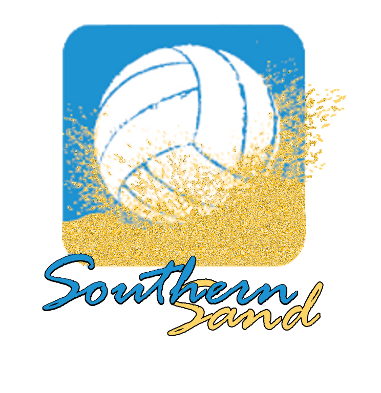 Volleyball clipart yellow. Southern sand beach clubs