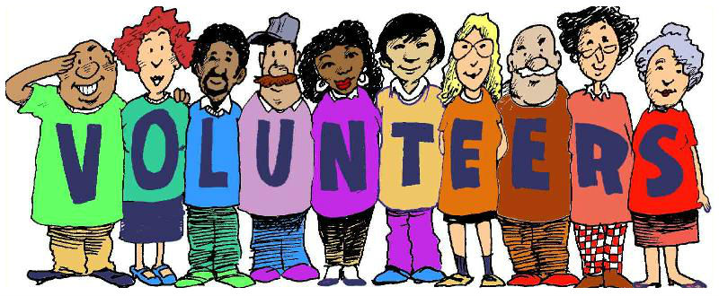 Free volunteer clip art. Volunteering clipart parent helper