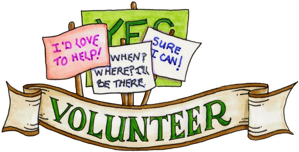 Thank you clip art. Volunteer clipart
