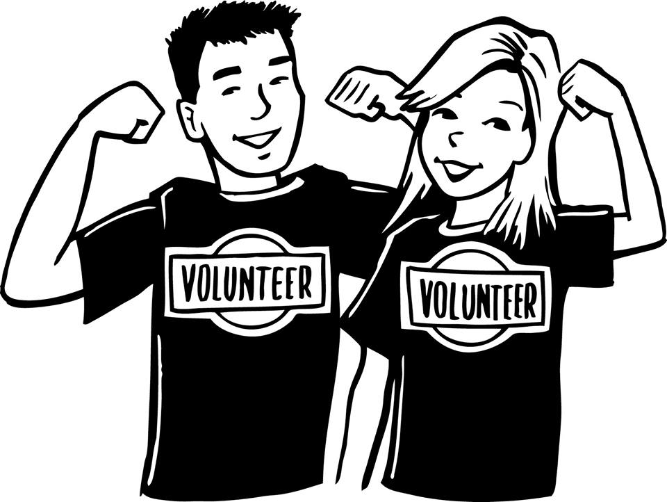 Volunteering clipart. Free volunteer clip art