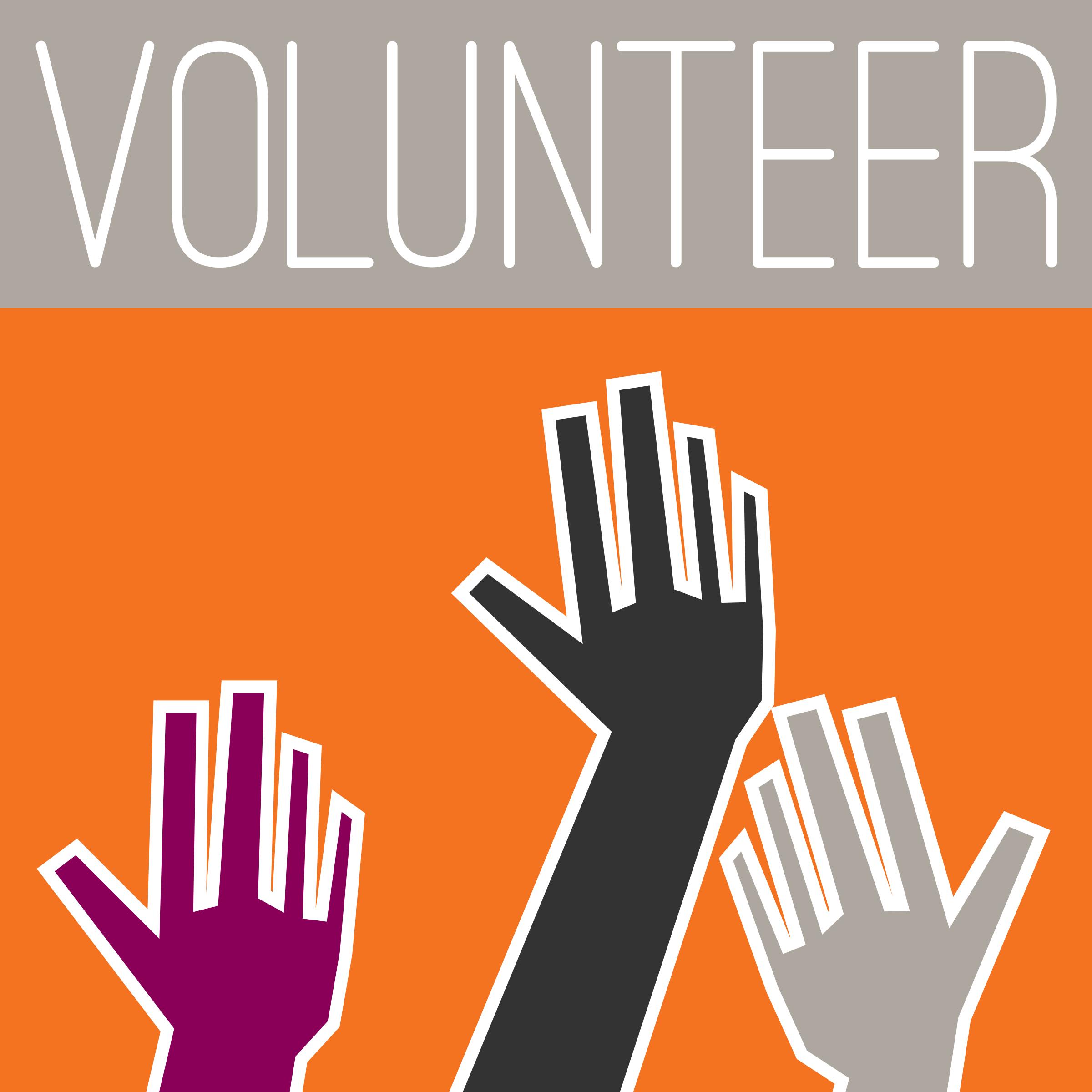 Icon big image png. Volunteering clipart