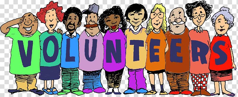 Volunteers illustration volunteer . Volunteering clipart animated