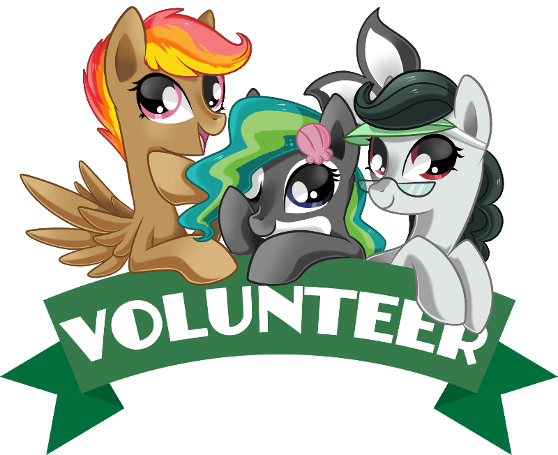 Volunteering clipart banner. Everfree northwest