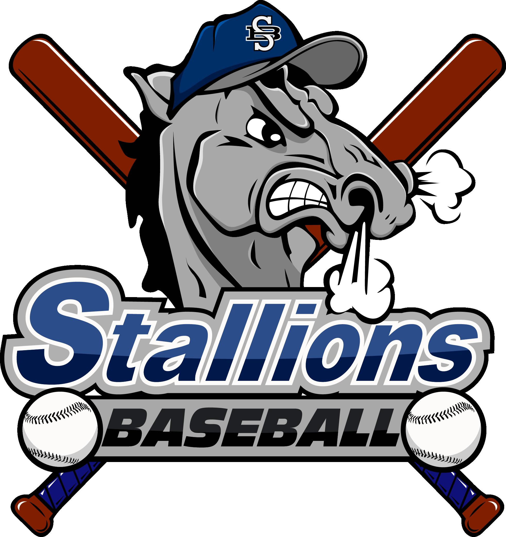 Volunteering clipart baseball. Stallions club