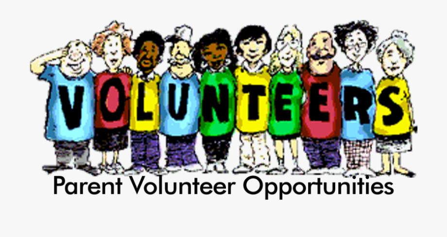 Volunteering clipart border. Career day is february