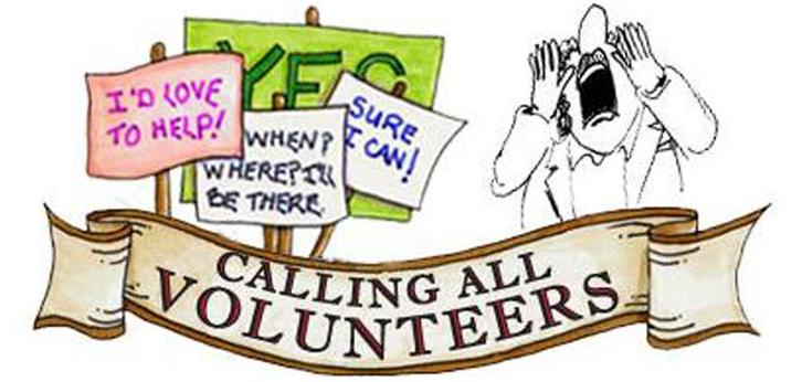 Volunteers volunteer meeting hc. Volunteering clipart calling all