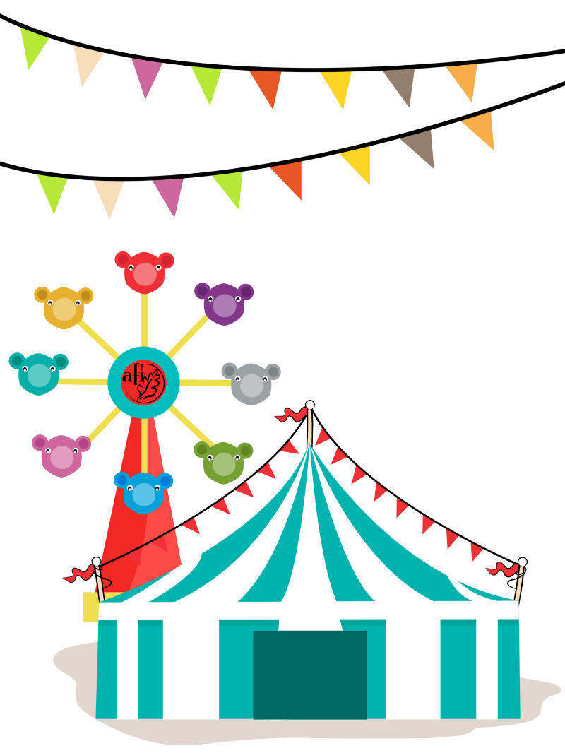 Volunteering clipart carnival. Fld chochmat halev