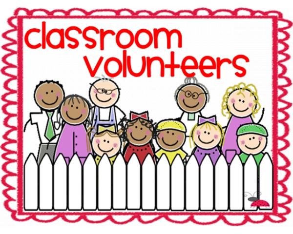 Volunteering clipart classroom volunteer. Beebe wish list school