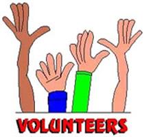 Volunteering clipart committee. Volunteers needed panda free