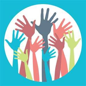 Social panda free images. Volunteering clipart committee meeting