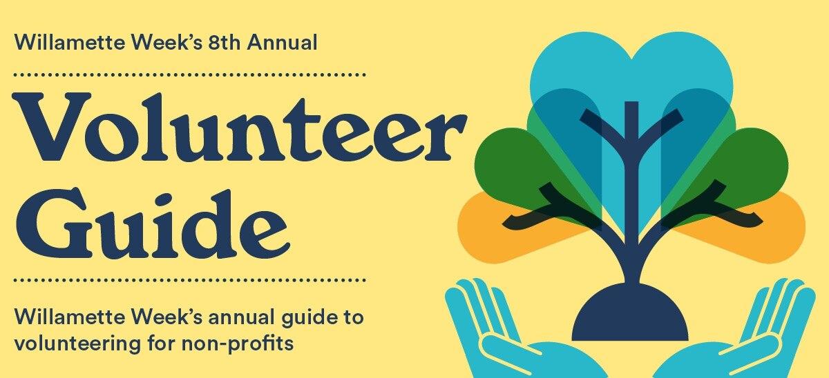 Volunteering clipart ethnicity. Volunteer guide willamette week