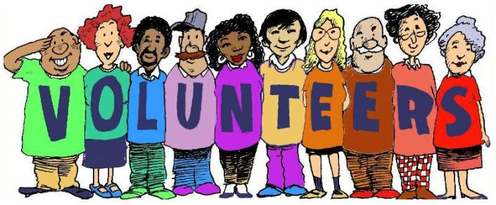 Volunteering clipart field trip. Important update volunteer application