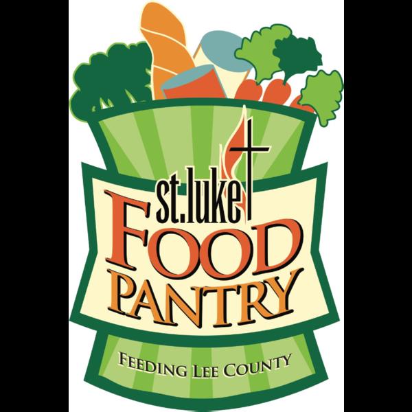Volunteering clipart food pantry. Volunteer coordinator st luke