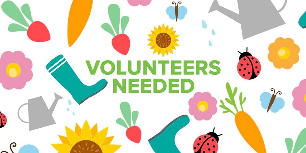 How to volunteer . Volunteering clipart gardening