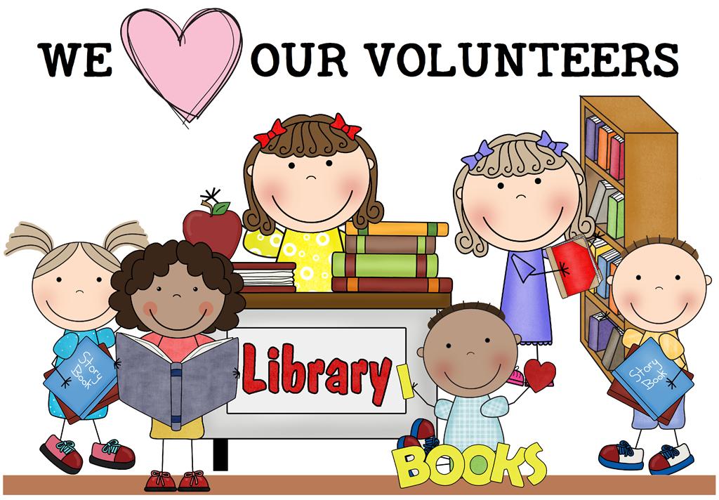 Volunteering clipart library volunteer.