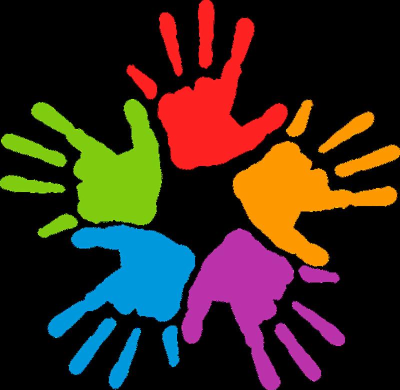 September newsletter family promise. Volunteering clipart many hands make light work