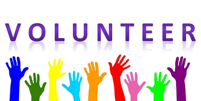 Volunteer windsor heights lutheran. Volunteering clipart month