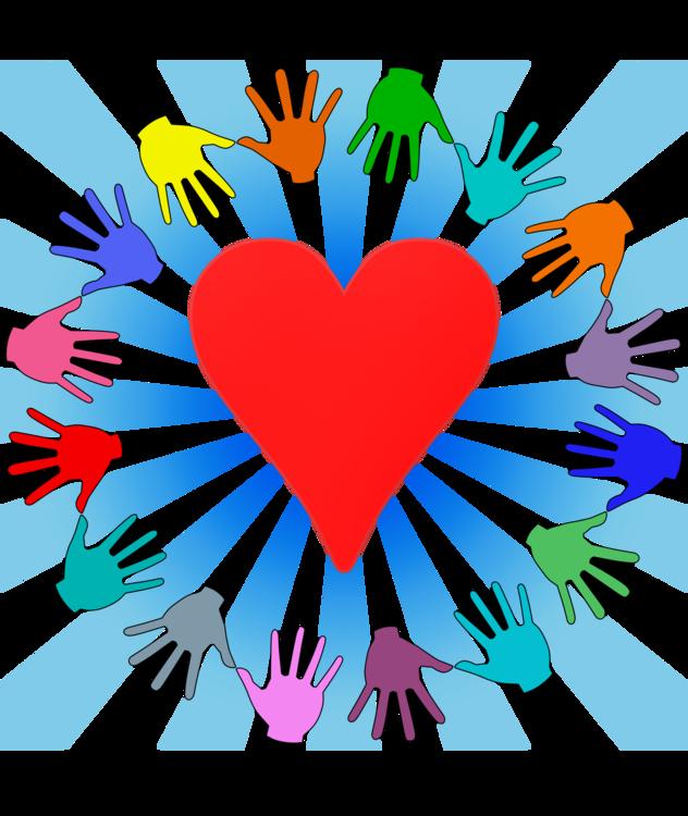 Heart leaf symmetry png. Volunteering clipart music