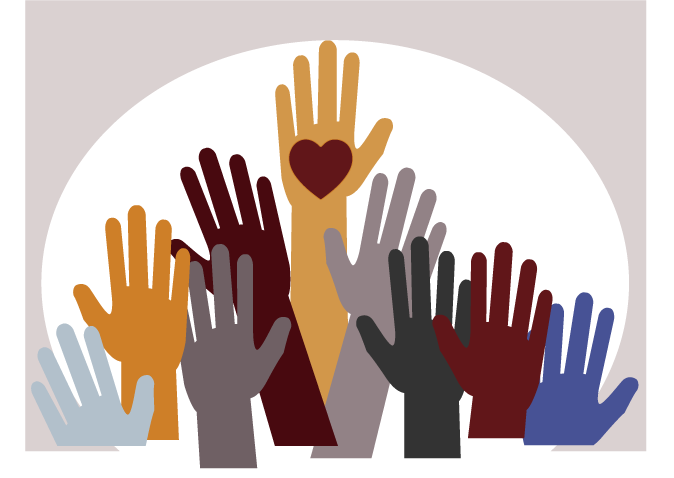 Volunteering clipart non profit. Marketing services bold digital