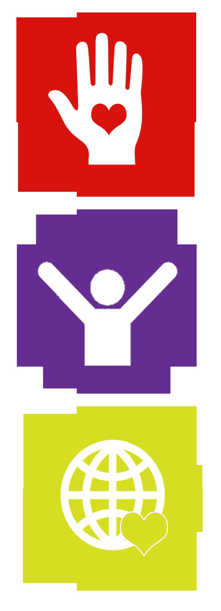 The program globestrong according. Volunteering clipart solidarity