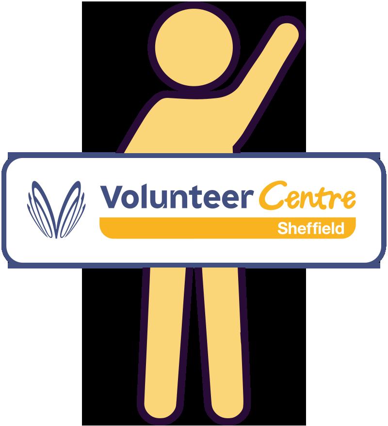 Volunteering clipart supporter. Voluntary action sheffield volunteer