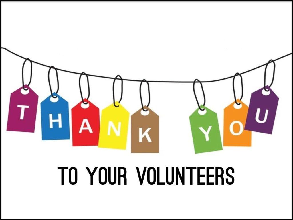 Volunteering clipart thank you volunteers. Free download best