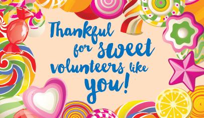 Volunteering clipart thank you volunteers. Facebook graphics for school